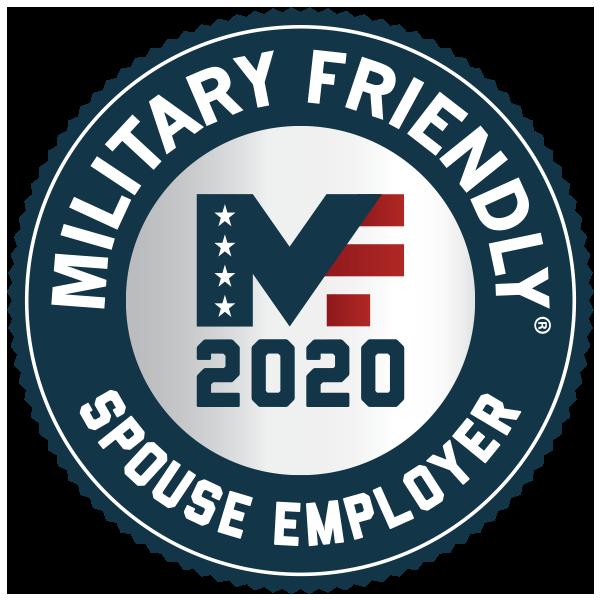 American water military spouse employment logo