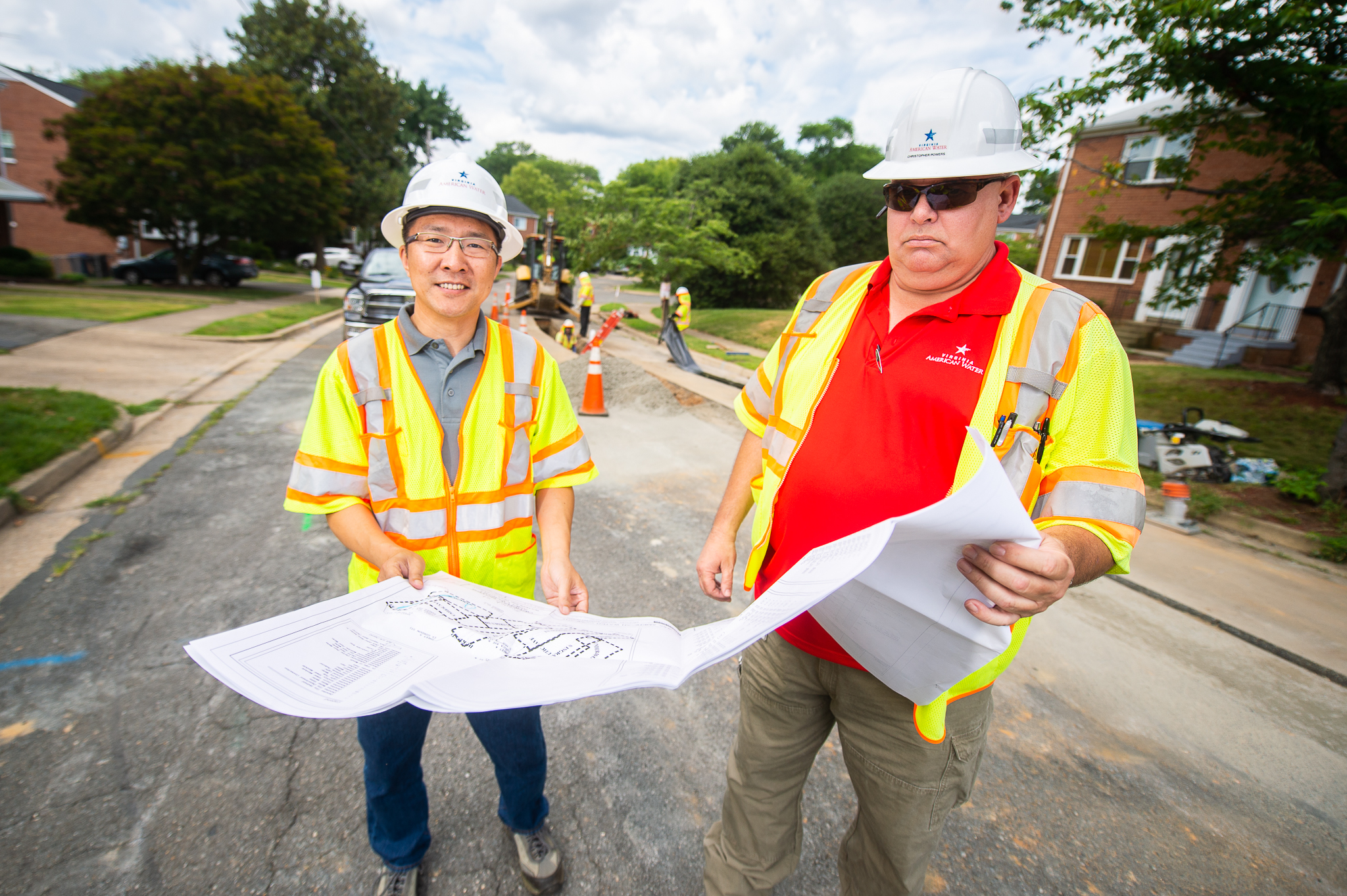 Virginia American Water Invests $1.7 Million in Water Main Replacements in Alexandria's Wakefield/Tarleton and Strawberry Hill Neighborhoods