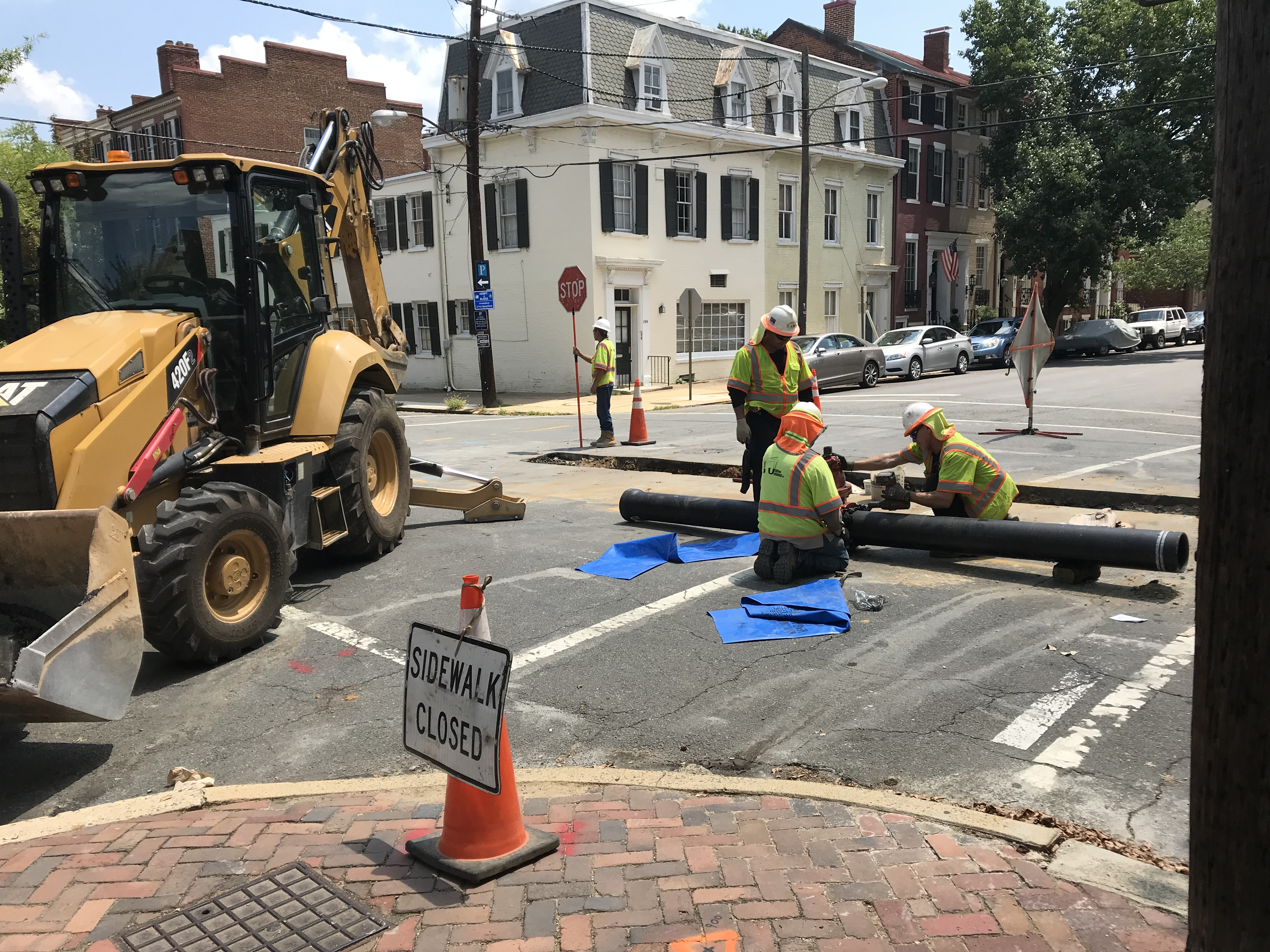 Virginia American Water Invests Nearly $6.3 Million in Alexandria Water Infrastructure Improvements This Fall
