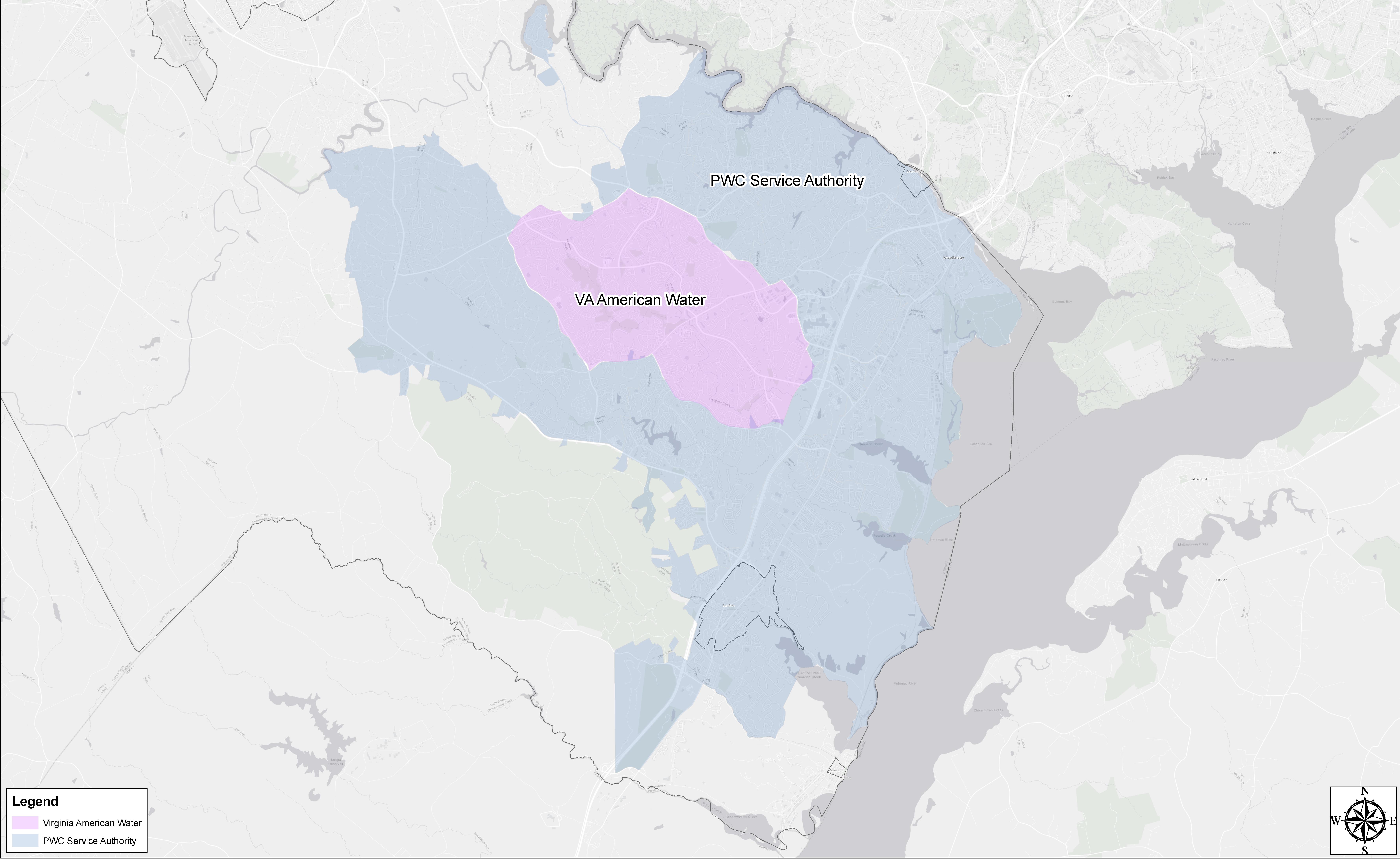 2/26/19: Fairfax Water To Repair Water Main Impacting Dale City Water Customers