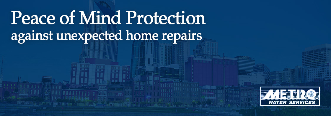 Water & Sewer Line Protection in Nashville