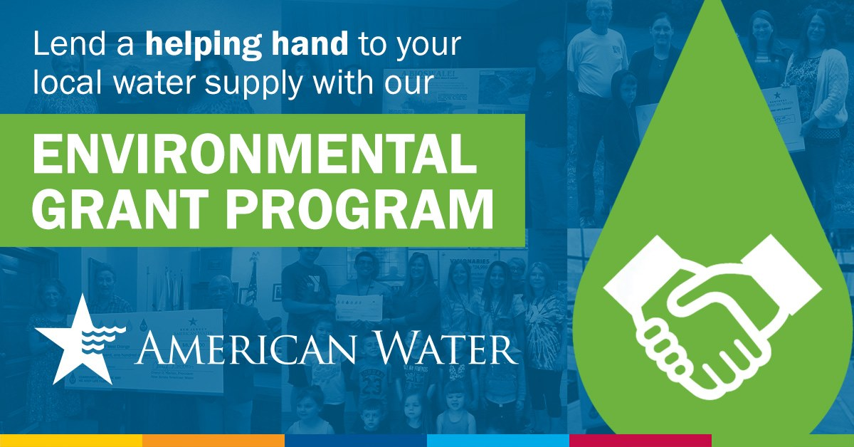 AM Water Environmental grant