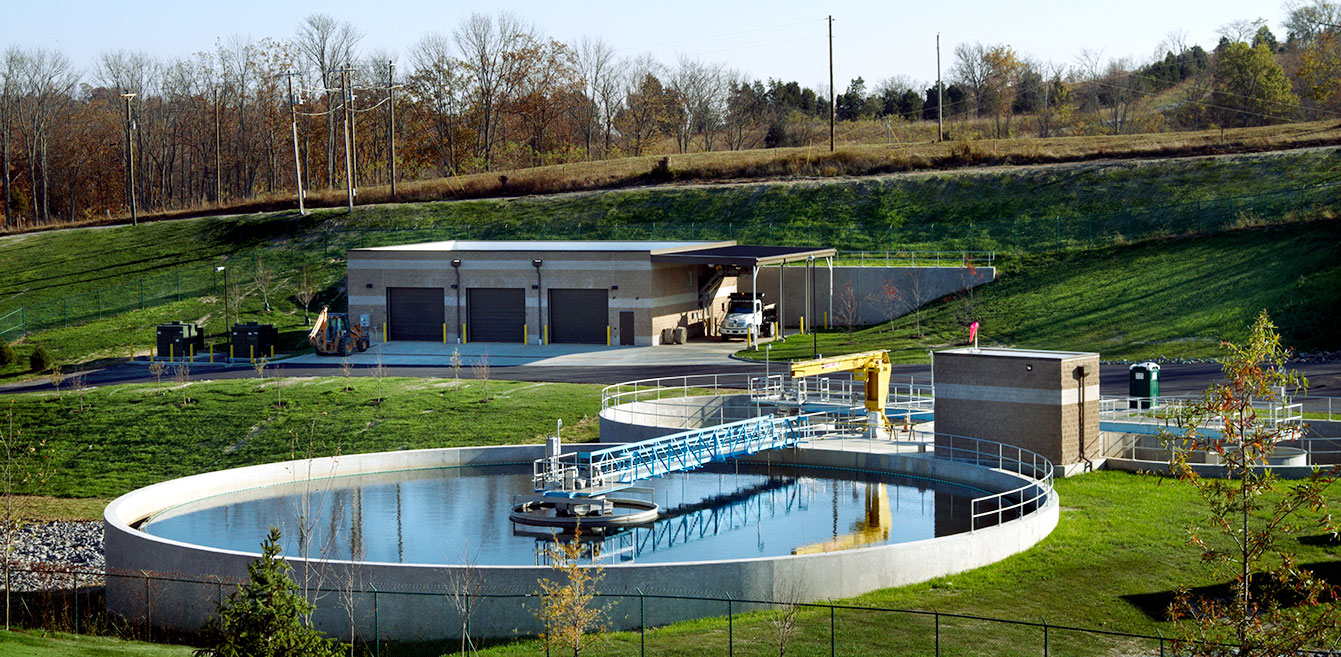 Kentucky American Water Treatment Plant