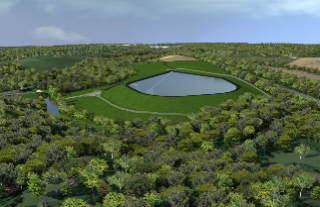 impoundment rendering